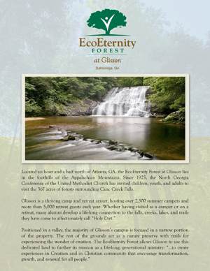 Download a digital brochure at EcoEternity.com