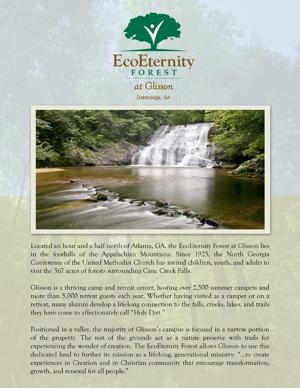 Download a digital brochure at EcoEternity.com