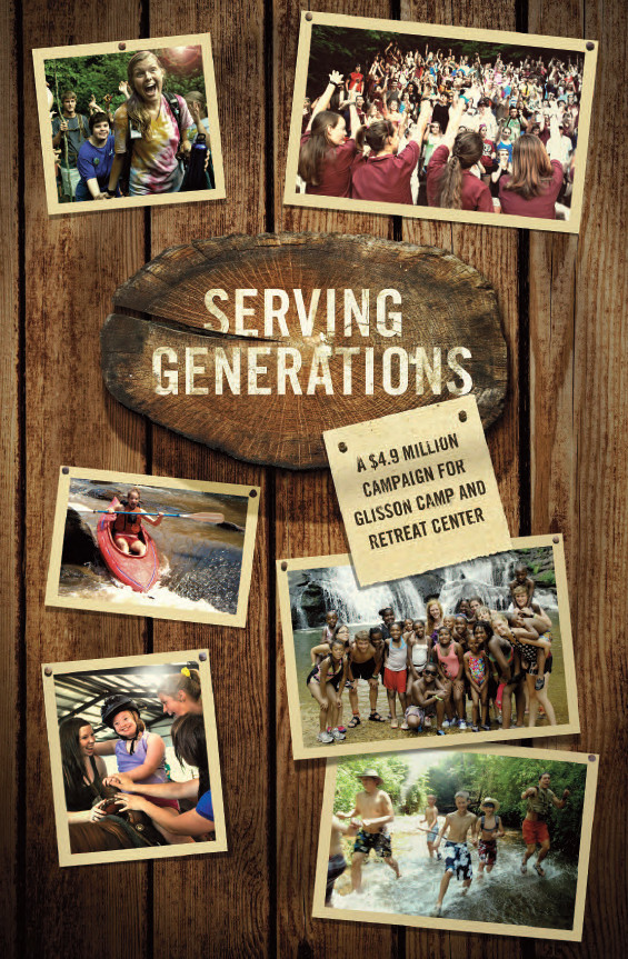 Serving Generations Campaign Brochure